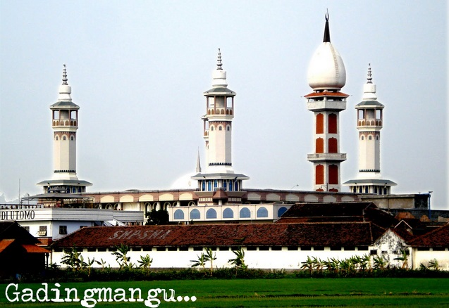 Masjid LDII Perak Jombang Nur Hasan
