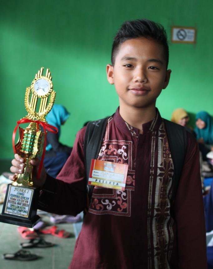 juara tahfidz festival anak solih 2014