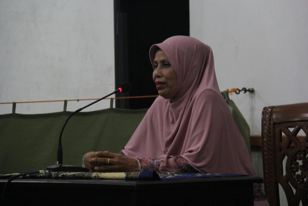 Lurah Rajabasa Jaya Bandar Lampung