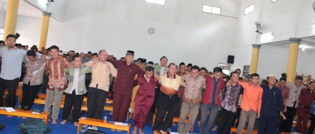 Penguatan kesolidan dan kerjasama pengurus LDII