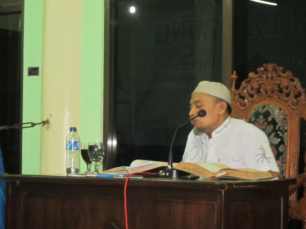 peserta asrama hadits shohih muslim ldii lampung