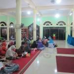 peserta wanita asrama hadits muslim
