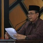 Sambutan Walikota disampaikan oleh Drs. H. Edi Santoso