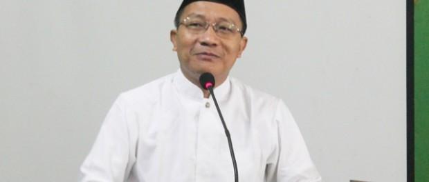 Ir H Kusnardi, M.Sc.Agr membuka Workshop Parenting LDII Lampung