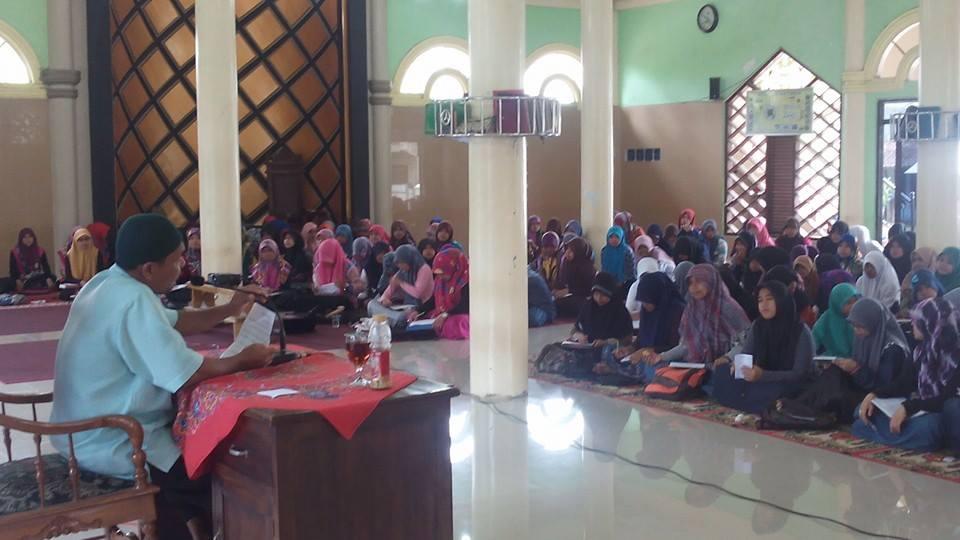 penyampaian hadits khusus bab muslimah