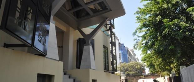Kantor DPW LDII DKI Jakarta Tampat Depan