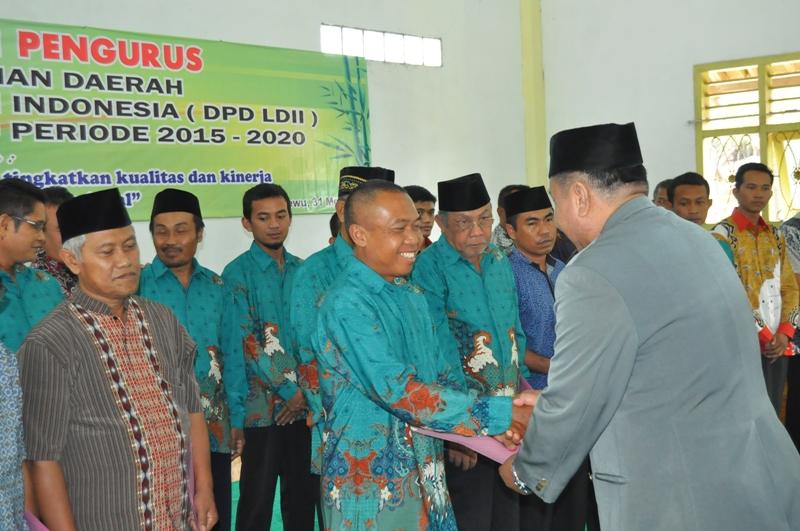 Pengukuhan DPD LDII Kabupaten Pringsewu