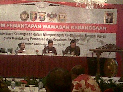 Wawasan Kebangsaan LDII Lampung
