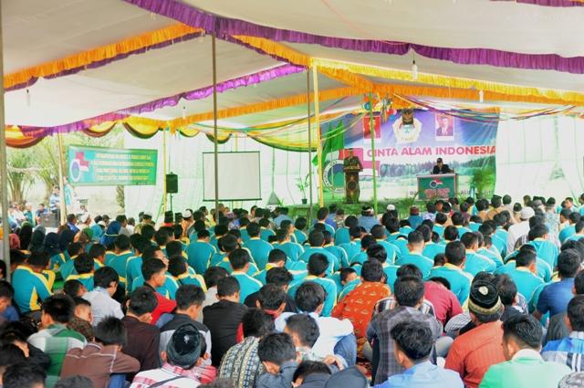 Peserta Permata CAI LDII Lampung Tmur 2015