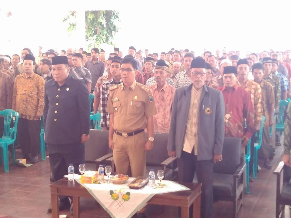 Lokakarya Wawasan Kebangsaan LDII Lampung Selatan