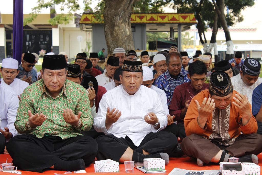 dpw ldii provinsi lampung menghadiri doa bersama jelang pilkada yang diadakan oleh bakesbangpol kerjasama dengan fkub provinsi lampung