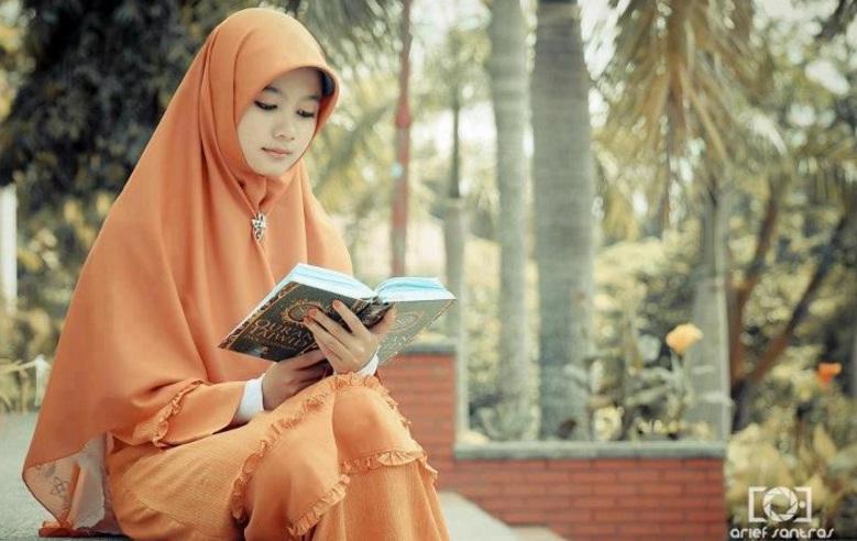 hijab muslimah syari