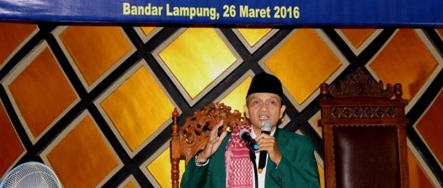 DR (Can) Suryani, Ketua MUI Kota Bandar Lampung