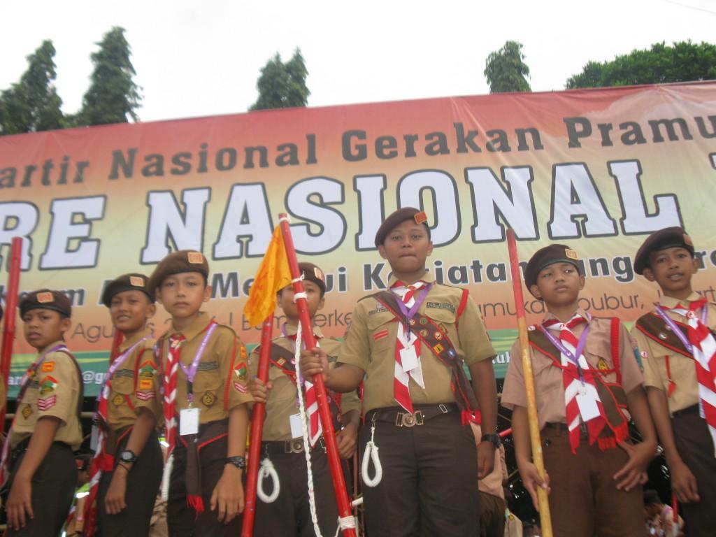 Peserta Jmnas Asal SAKO SPN Lampung