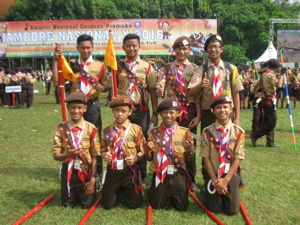 TIm Jamnas SAKO SPN Lampung