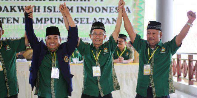 Kandidat calon ketua dpd ldii lampung selatan