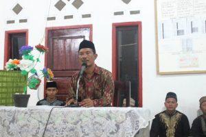 Kepala Desa Sidoasri Syamsul Hadi, S.Pd