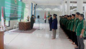 dr. Aditya mengukuhkan pengurus LDII Lampung Selatan