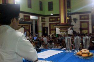 Dr Ardito dihadapan 250 peserta yang hadir di Lampung