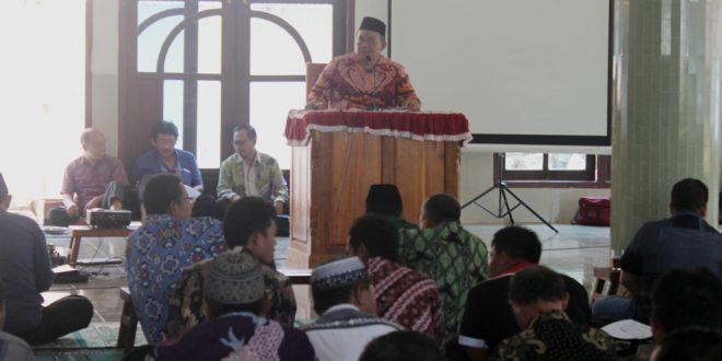 Konsolidasi organisasi LDII Lampung