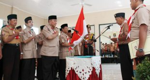 Pengukuhan SAKO SPN Lampung