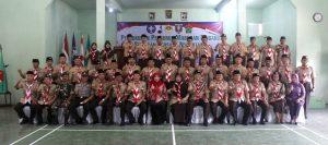 Pengukuhan Sakocab Bandar Lampung