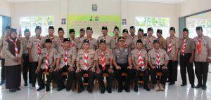 SAKO SPN bersama Kwarda Gerakan Pramuka Lampung