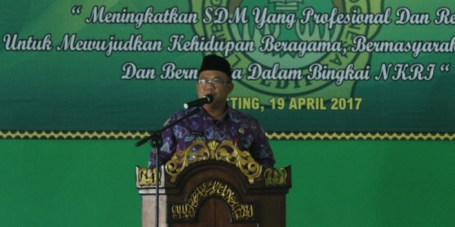 dr Aditya Ketua DPW LDII Provinsi Lampung