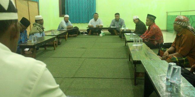 Penetapan Plt Ketua DPD LDII Kabupaten Lampung Tengah