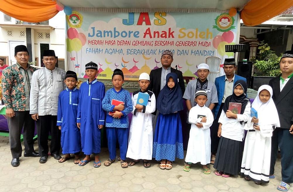 Jambore Anak Soleh DPD LDII Kota Metro