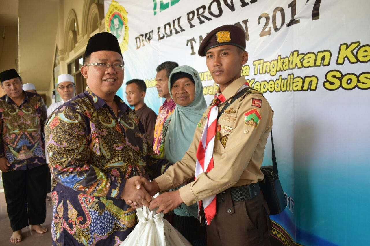Kurban warga LDII Lampung