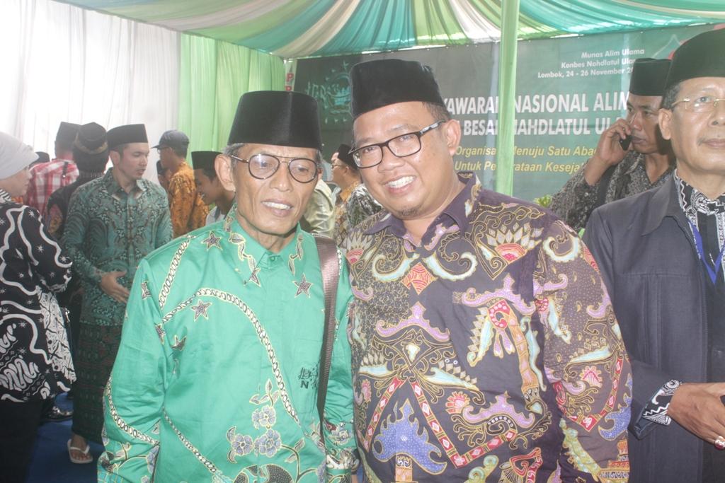 LDII Lampung diwakili langsung Ketua menghadiri Pra Munas NU di Lampung