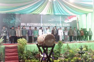 Pra Munas Alim Ulama dan Konbes NU 2017 di Lampung