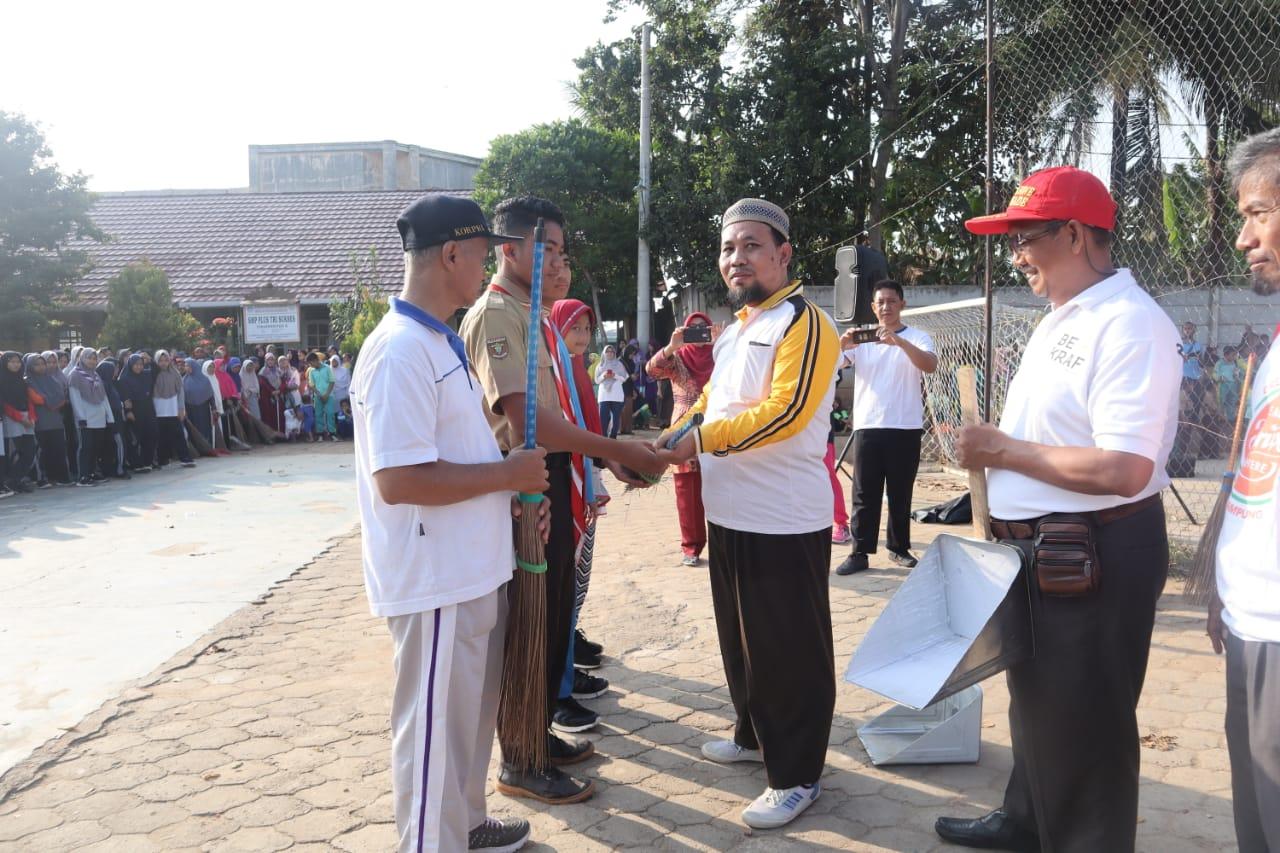 LDII Dukung Aksi Dunia | LDII Provinsi Lampung